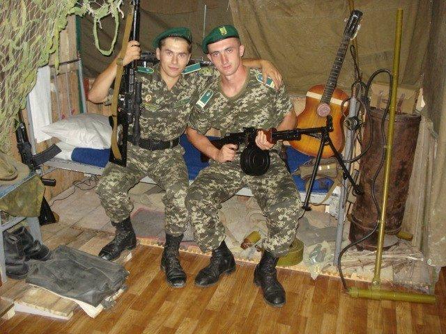 Сепаратисти захопили у полон 20-річного львів'янина (фоторепортаж), фото-5