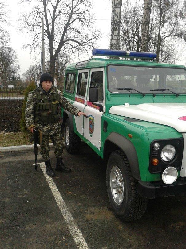 Сепаратисти захопили у полон 20-річного львів'янина (фоторепортаж), фото-6