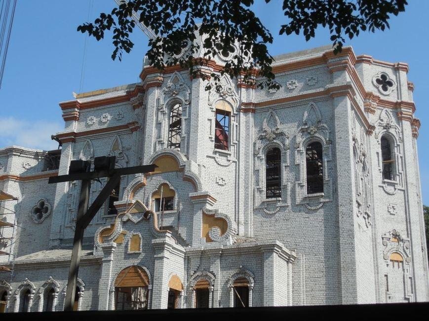 Скандал вокруг масштабной стройки в центре Харькова сошел на нет: храм Жен-Мироносиц возведут быстрее, чем планировали, фото-3