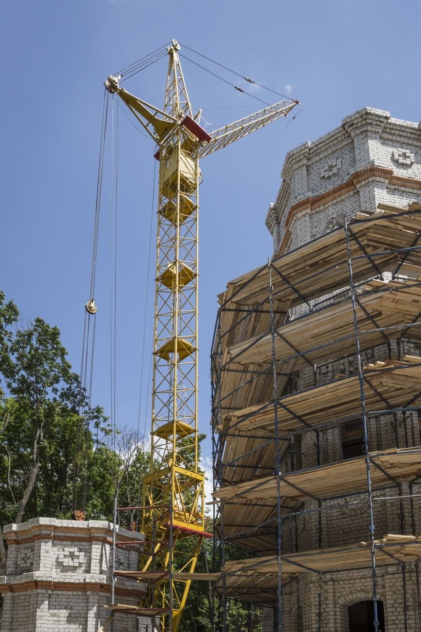 Скандал вокруг масштабной стройки в центре Харькова сошел на нет: храм Жен-Мироносиц возведут быстрее, чем планировали, фото-8