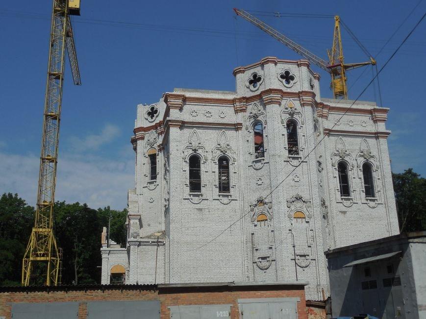 Скандал вокруг масштабной стройки в центре Харькова сошел на нет: храм Жен-Мироносиц возведут быстрее, чем планировали, фото-1
