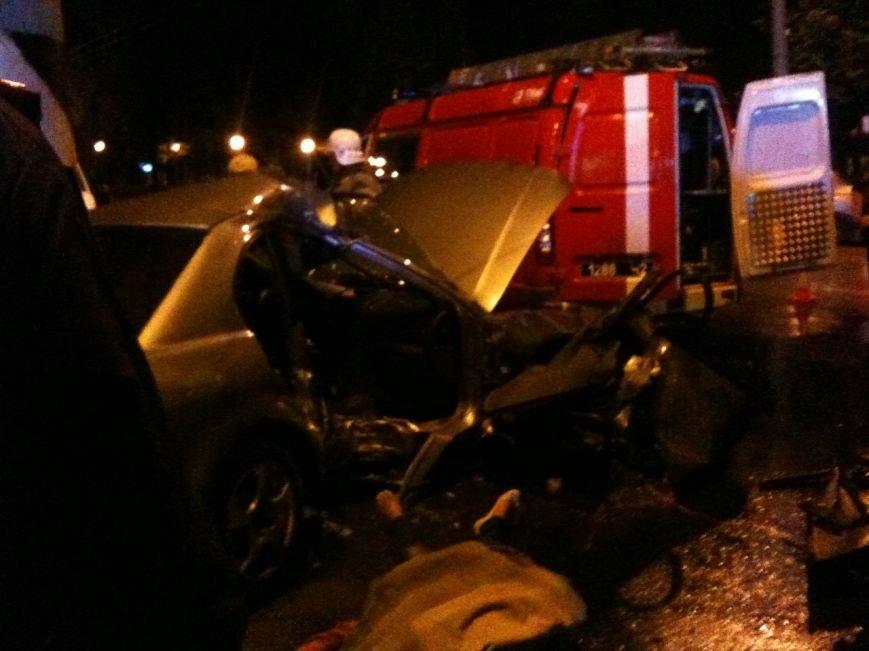 В Сумах пьяный водитель из России врезался в столб. Умерла пассажирка (ФОТО), фото-6