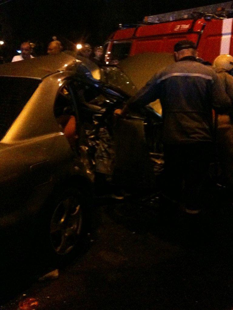 В Сумах пьяный водитель из России врезался в столб. Умерла пассажирка (ФОТО), фото-5