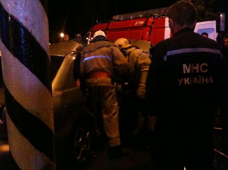 В Сумах пьяный водитель из России врезался в столб. Умерла пассажирка (ФОТО), фото-4