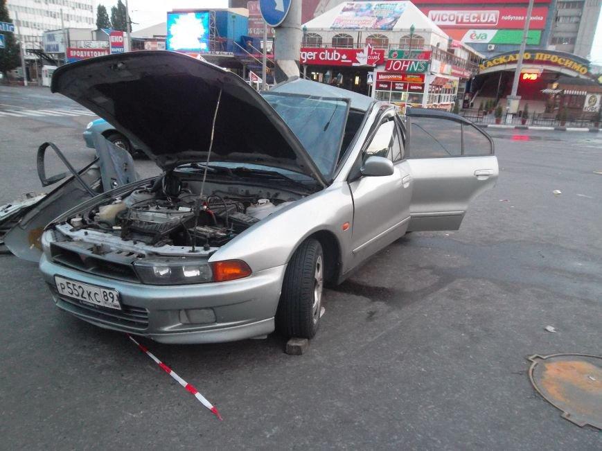 В Сумах пьяный водитель из России врезался в столб. Умерла пассажирка (ФОТО), фото-9