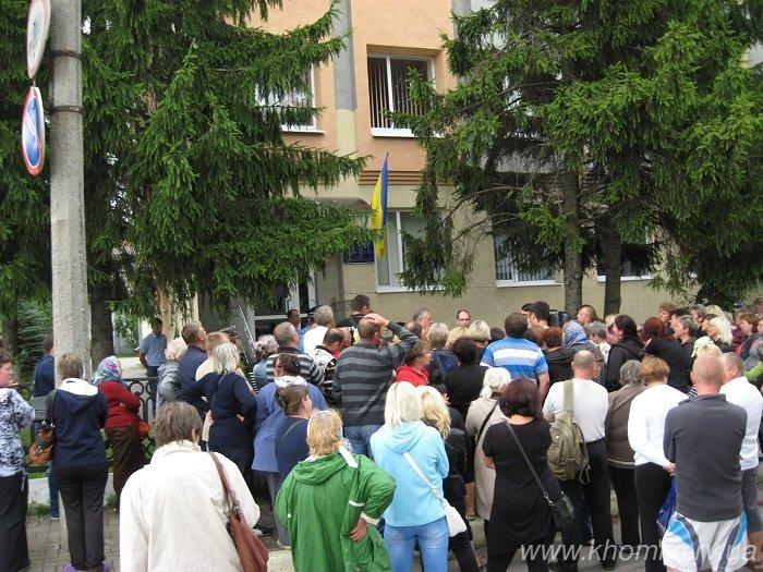 Рівненські тоговці пікетували рішення прокуратури (Фото, відео), фото-3