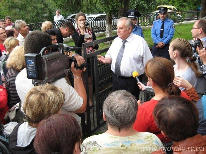 Рівненські тоговці пікетували рішення прокуратури (Фото, відео), фото-2