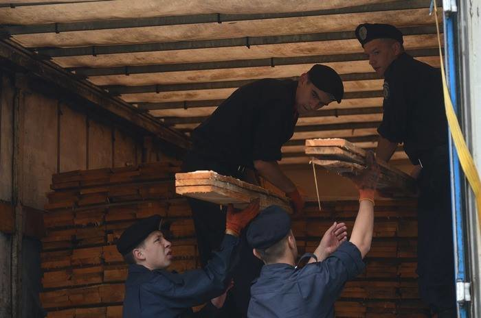 У Львові відновлюють військову частину, яка згоріла під час Ночі гніву (ФОТО), фото-1