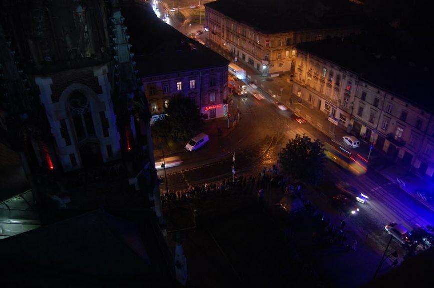 Фестиваль «Ніч у Львові» зібрав близько 4  тисяч шанувальників екскурсій у темряві (фоторепортаж), фото-5