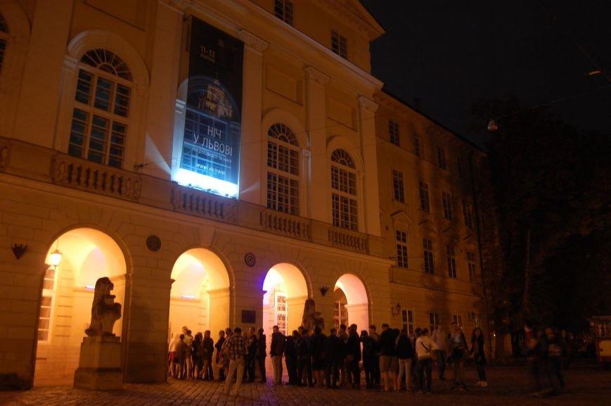 Фестиваль «Ніч у Львові» зібрав близько 4  тисяч шанувальників екскурсій у темряві (фоторепортаж), фото-1