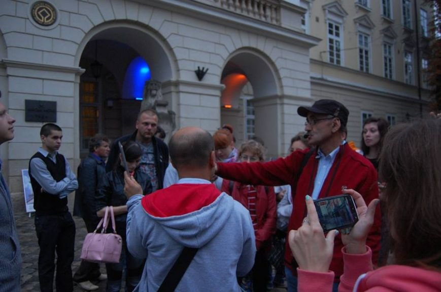 Фестиваль «Ніч у Львові» зібрав близько 4  тисяч шанувальників екскурсій у темряві (фоторепортаж), фото-7