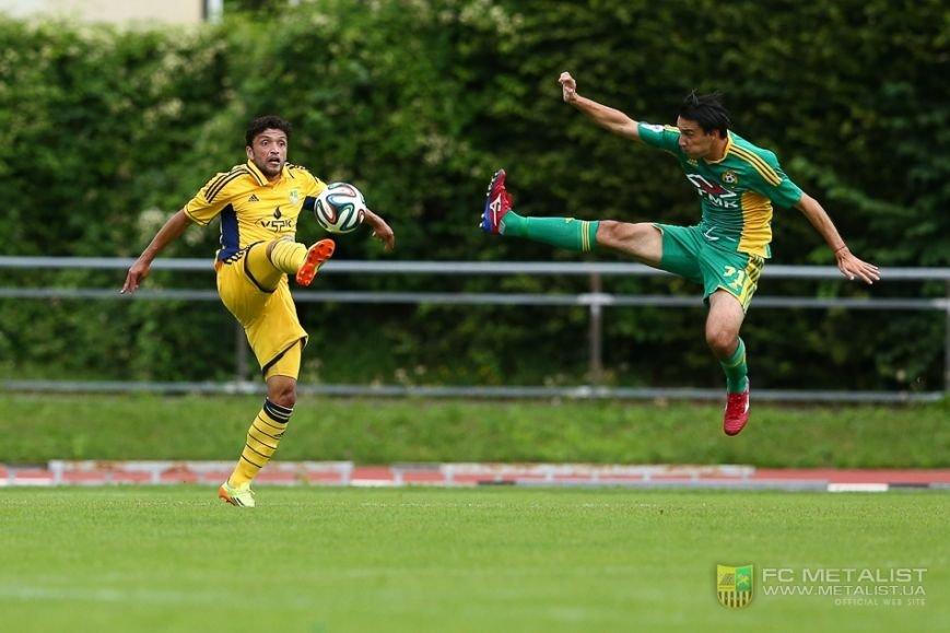 В товарищеском матче «Металлист» уступил «Кубани»: 0-1, фото-9