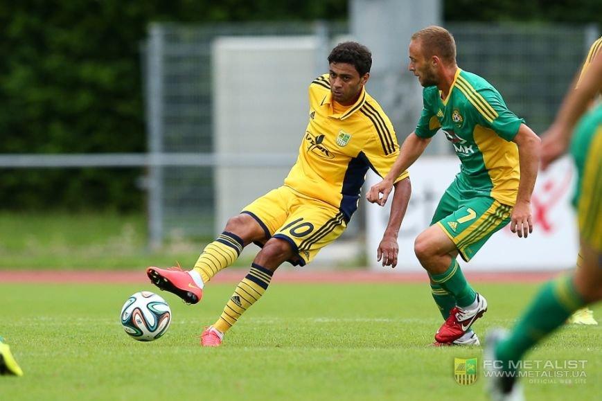 В товарищеском матче «Металлист» уступил «Кубани»: 0-1, фото-6