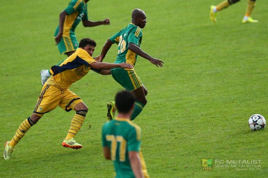 В товарищеском матче «Металлист» уступил «Кубани»: 0-1, фото-11