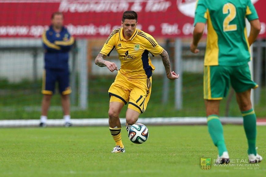 В товарищеском матче «Металлист» уступил «Кубани»: 0-1, фото-4