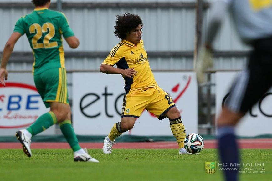 В товарищеском матче «Металлист» уступил «Кубани»: 0-1, фото-5