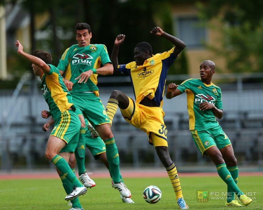В товарищеском матче «Металлист» уступил «Кубани»: 0-1, фото-10