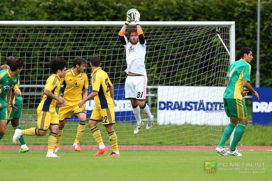 В товарищеском матче «Металлист» уступил «Кубани»: 0-1, фото-3