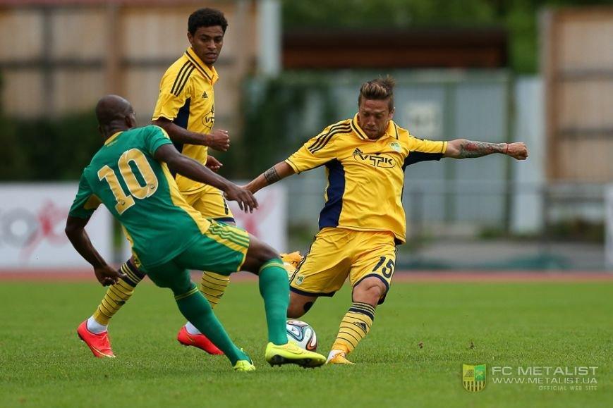 В товарищеском матче «Металлист» уступил «Кубани»: 0-1, фото-8