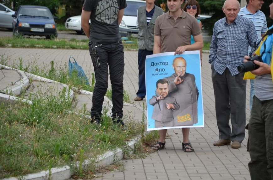 В Мариуполе растянули самый большой флаг Украины (ФОТОРЕПОРТАЖ), фото-4