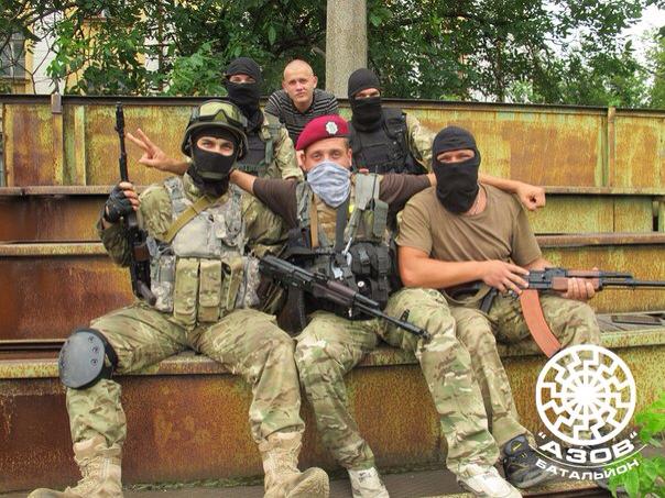 Мариупольский «Витязь» завоевал кубок батальона «Азов»  по футболу (ФОТО), фото-2