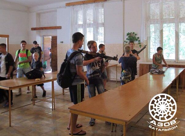 Мариупольский «Витязь» завоевал кубок батальона «Азов»  по футболу (ФОТО), фото-3