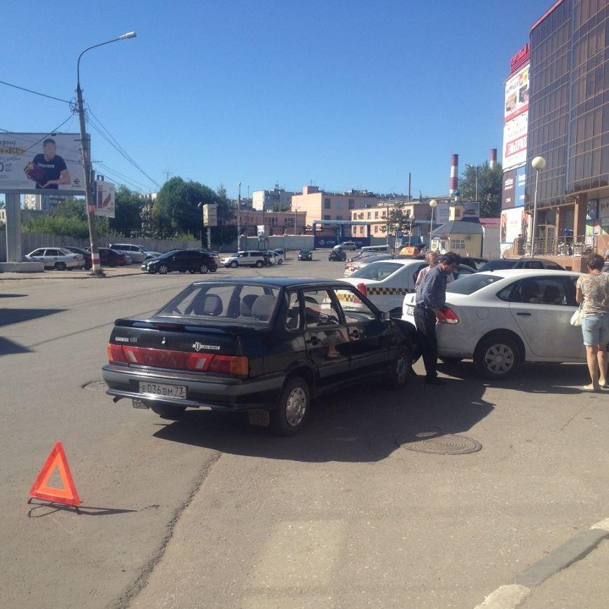 На «Императорском» мосту вновь произошла авария, фото-1