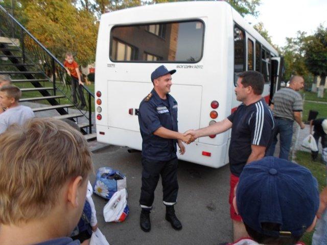 На Рівненщині оздоровлюються діти із Донеччини (Фото, відео), фото-2