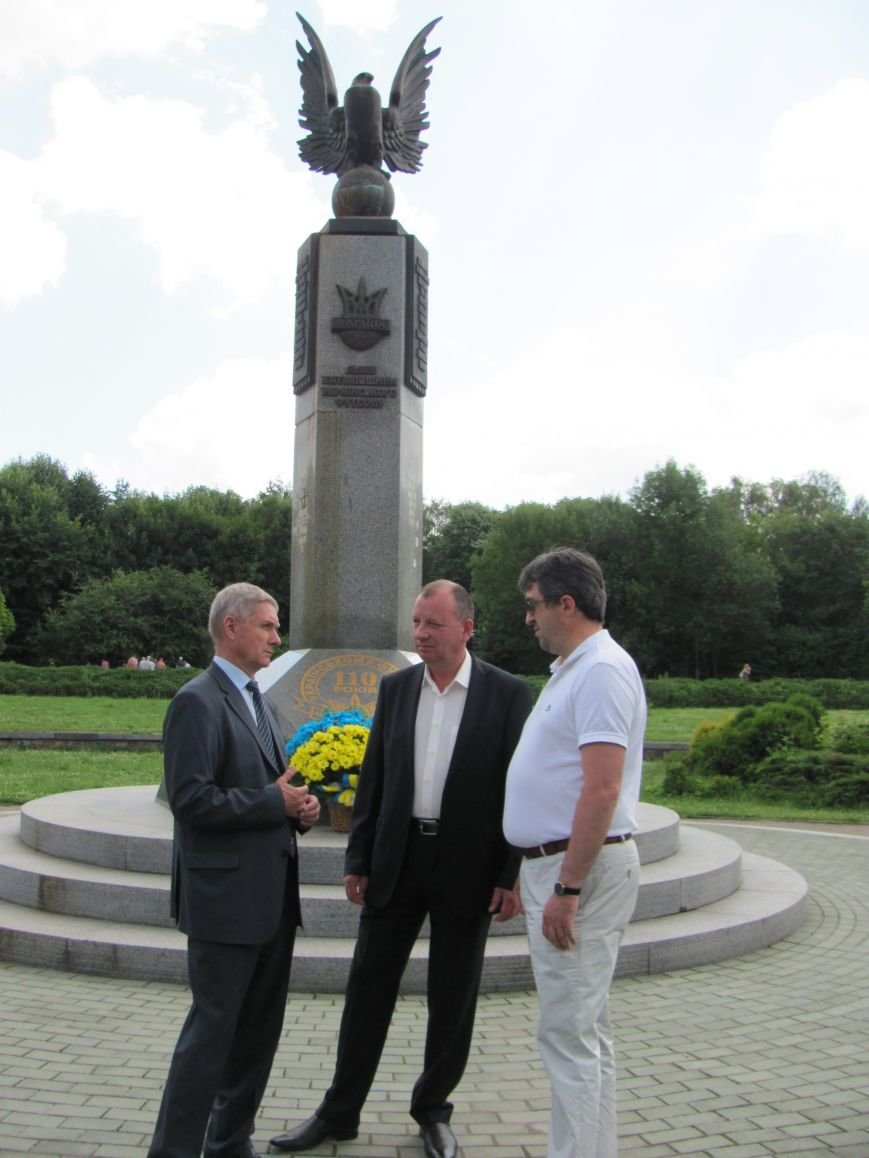 Львів відзначає 120 років футболу (фоторепортаж), фото-11