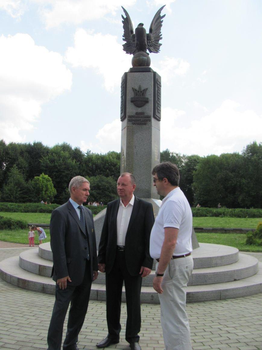 Львів відзначає 120 років футболу (фоторепортаж), фото-10