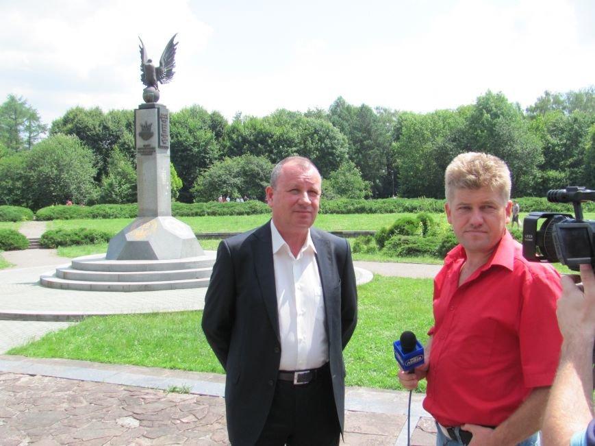 Львів відзначає 120 років футболу (фоторепортаж), фото-2