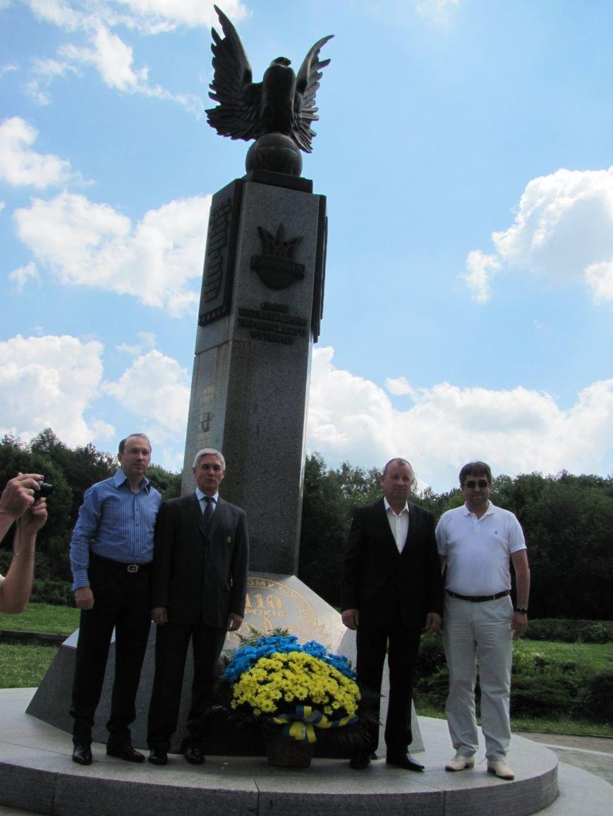 Львів відзначає 120 років футболу (фоторепортаж), фото-8