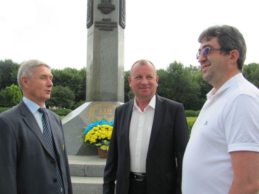 Львів відзначає 120 років футболу (фоторепортаж), фото-9
