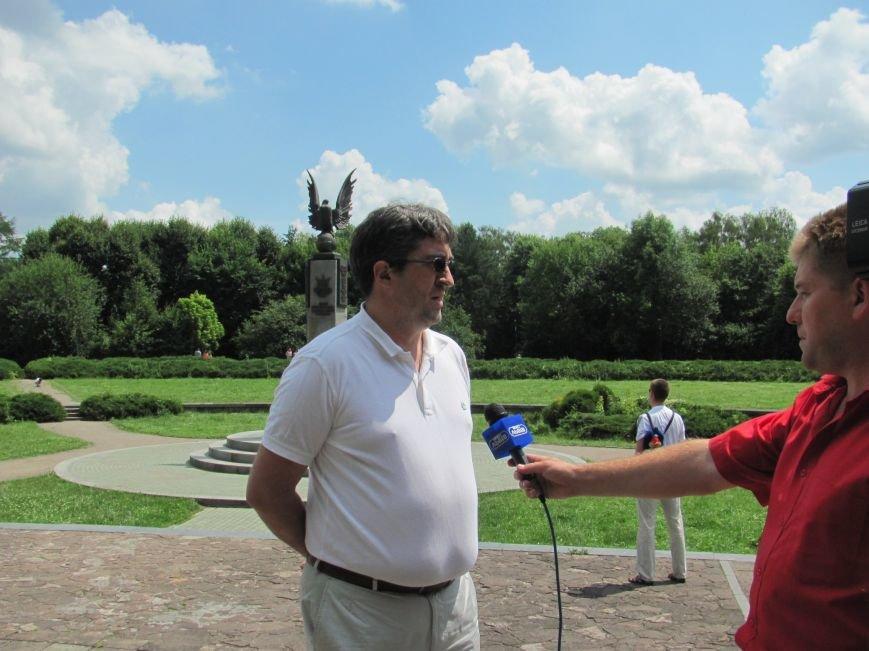 Львів відзначає 120 років футболу (фоторепортаж), фото-3