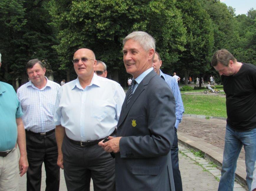 Львів відзначає 120 років футболу (фоторепортаж), фото-4