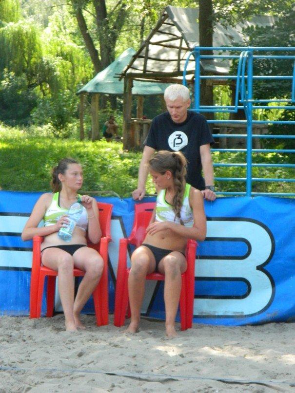 Черниговские пляжницы добились права принять участие в чемпионате Европы. Вопрос только в деньгах, фото-1
