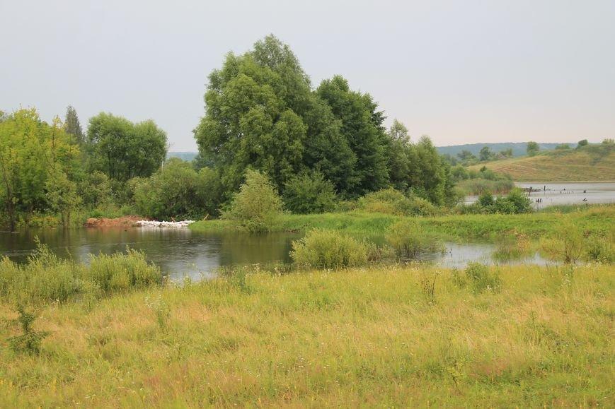 На Сумщине «диверсант» пытался разрыть плотину на пруду (ФОТО), фото-8