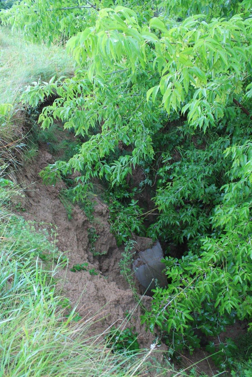 На Сумщине «диверсант» пытался разрыть плотину на пруду (ФОТО), фото-9