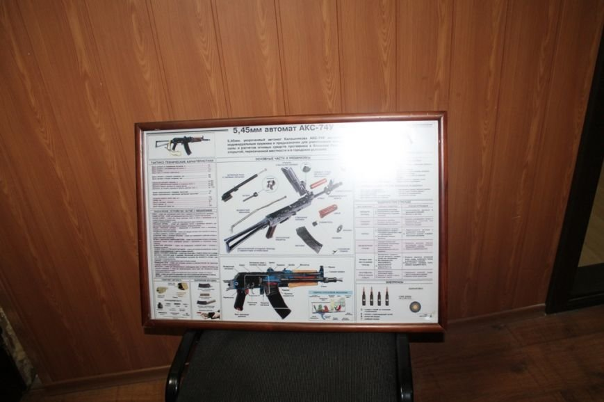 В Артемовской прокуратуре обнаружили две комнаты, в которых держали пленных, фото-11