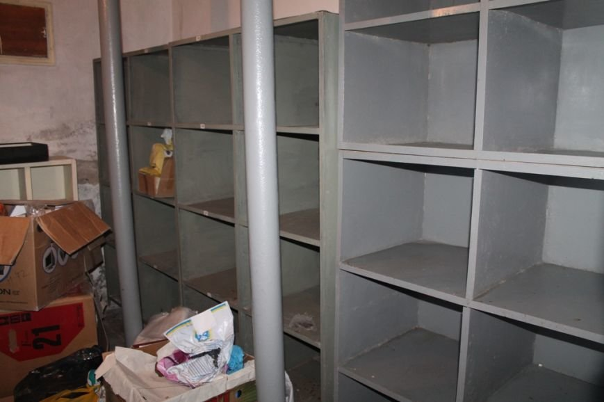 В Артемовской прокуратуре обнаружили две комнаты, в которых держали пленных, фото-1