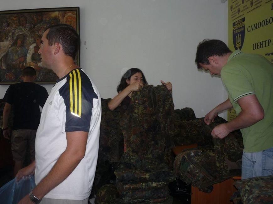Допомога з тилу: львів'яни купили для бійців 24 механізованої бригади подарунки (ФОТО), фото-3