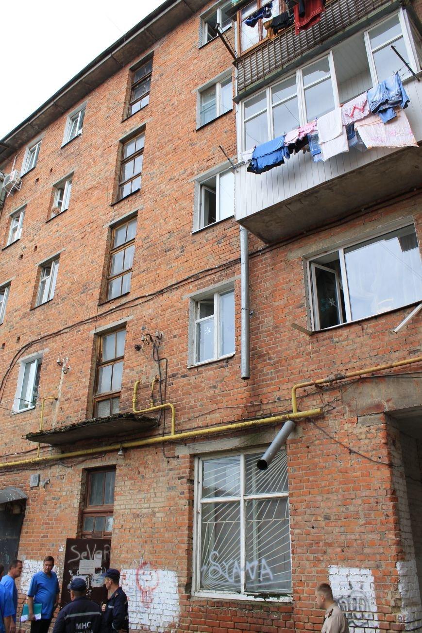 В центре Сум душевнобольной угрожал взорвать дом (ФОТО), фото-4