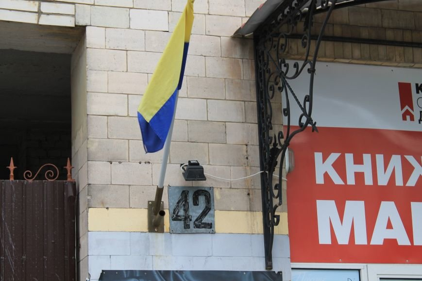 В центре Сум душевнобольной угрожал взорвать дом (ФОТО), фото-7