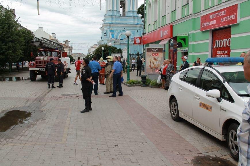 В центре Сум душевнобольной угрожал взорвать дом (ФОТО), фото-8