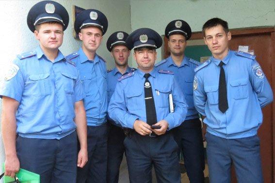 Львівські міліціонери здали кров для бійців в зоні АТО (ФОТО), фото-1