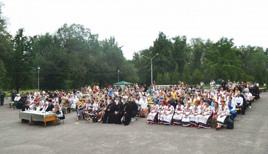 В Запорожье на фестивале семейные коллективы спели свои любимые песни (ФОТО), фото-7