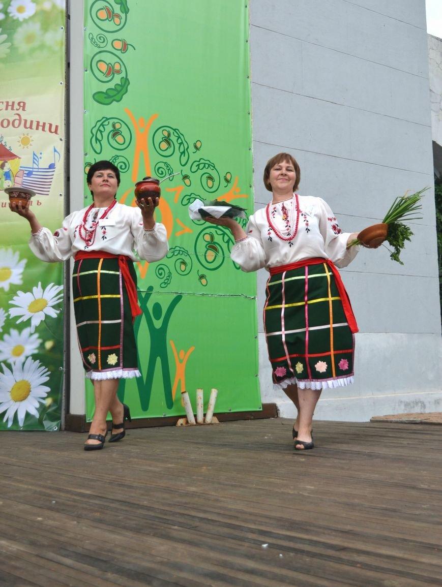 В Запорожье на фестивале семейные коллективы спели свои любимые песни (ФОТО), фото-16