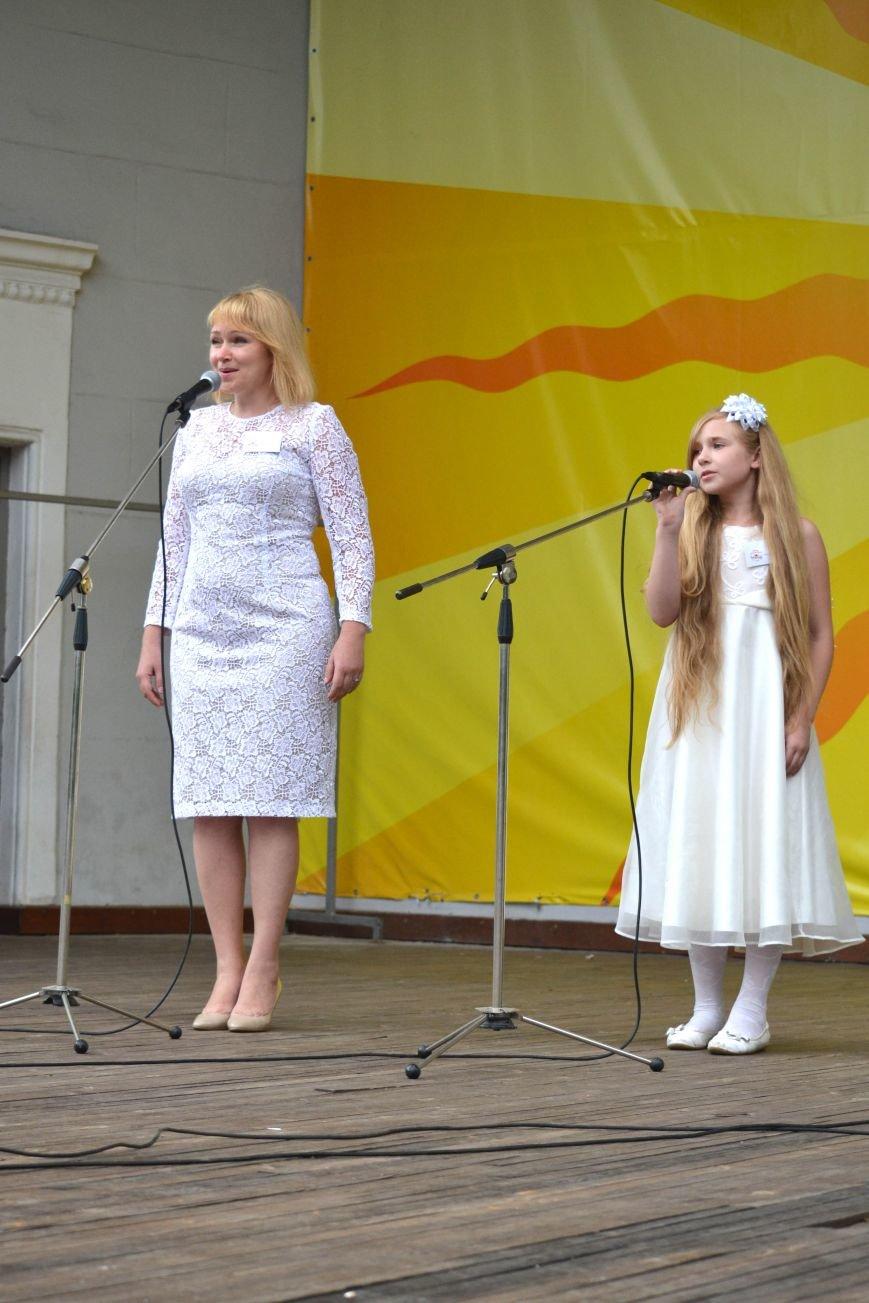 В Запорожье на фестивале семейные коллективы спели свои любимые песни (ФОТО), фото-19