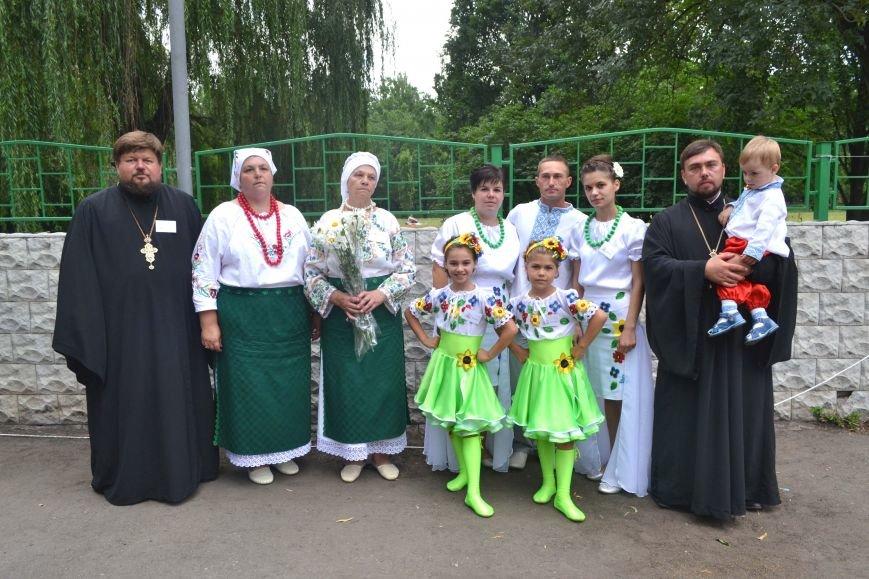 В Запорожье на фестивале семейные коллективы спели свои любимые песни (ФОТО), фото-25
