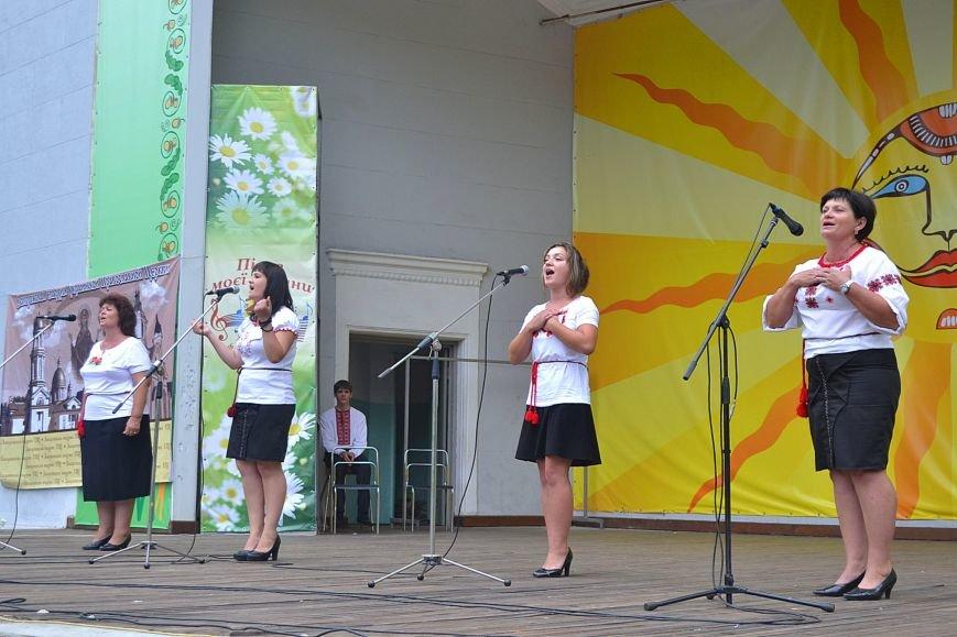 В Запорожье на фестивале семейные коллективы спели свои любимые песни (ФОТО), фото-24